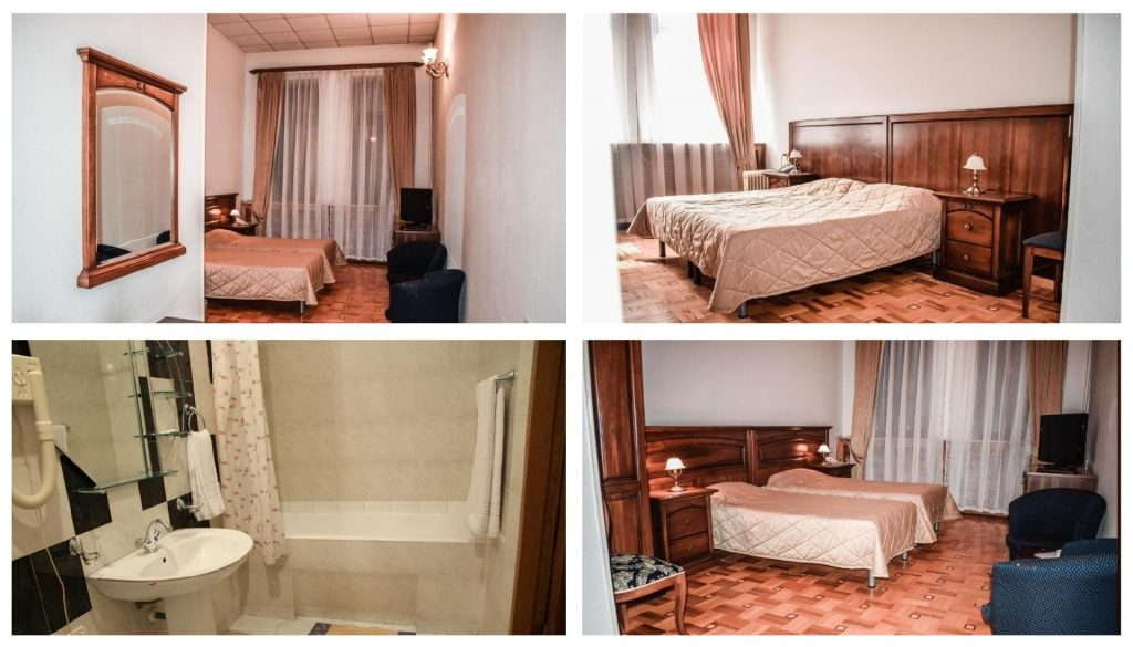 araks hotel gyumri fun travel